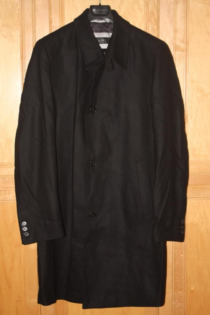 Hugo Boss Overcoat