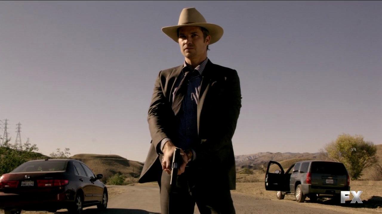 Raylan take one ore step 2