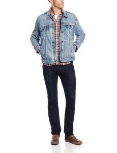 mens levi denim jacket