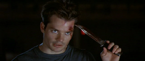 Tim in Scream 2