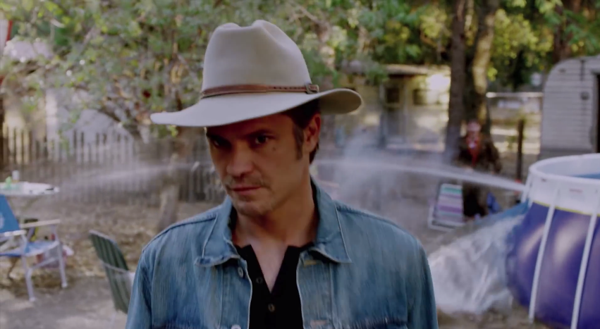 Raylan Givens Season five