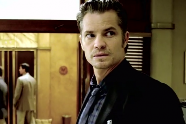 raylan shot to hell