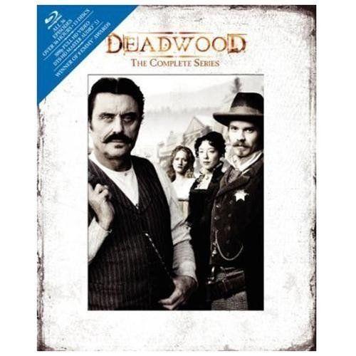 deadwood blu ray set