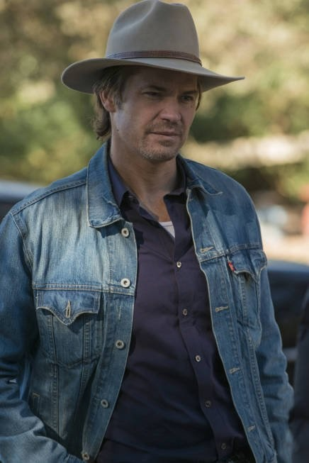 justified kill the messenger raylan denim jacket