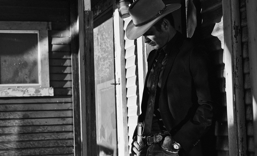 Raylan Season 6 door