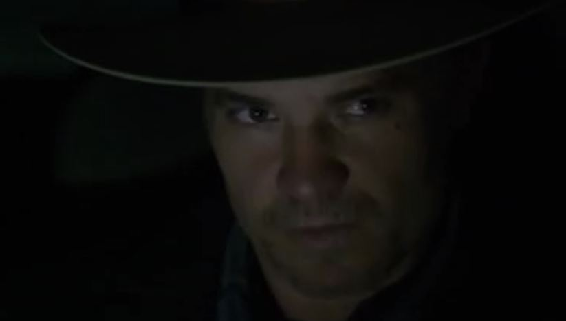 raylan in dark