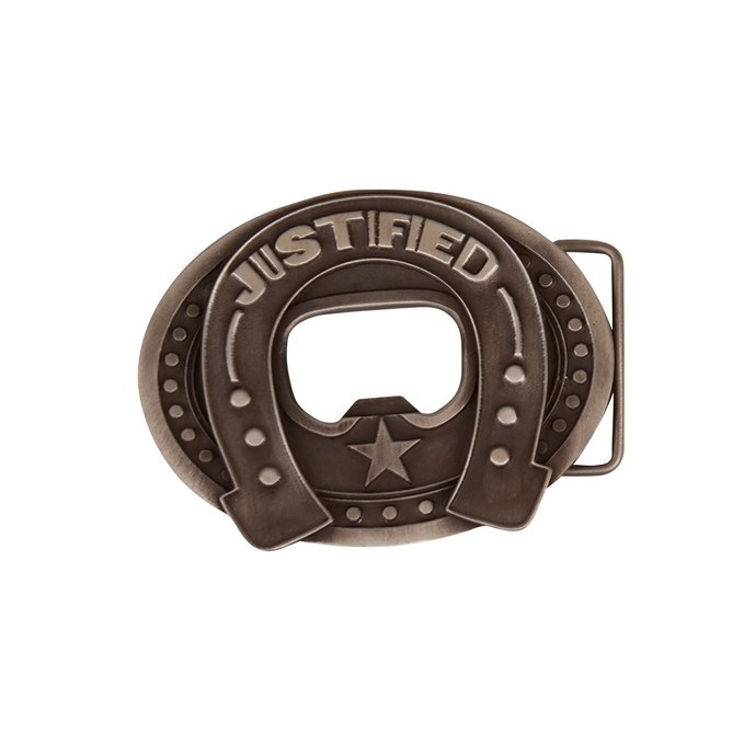 justified bottle opener